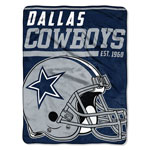 Dallas Cowboys 46'' x 60'' Super Plush Throw Blanket by Northwest