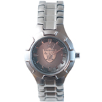 Timex Oakland Raiders Stainless Steel Watch