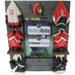 Elby Gifts Ottawa Senators Vertical Picture Frame