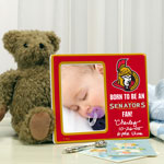 The Memory Company Ottawa Senators Born To Be Picture Frame