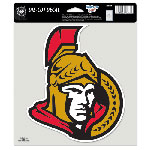 Wincraft Ottawa Senators 8''x8'' Color Die Cut Decal