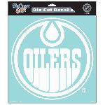 Wincraft Edmonton Oilers 8''x8''  Die Cut Decal