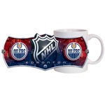 Hunter Manufacturing Edmonton Oilers 11oz. Sublimated Coffee Mug
