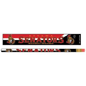 Wincraft Ottawa Senators 6 Pack Pencils