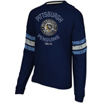 CCM Pittsburgh Penguins Ice Pro Appliqué Long Sleeve Crew T-Shirt