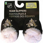 Forever Collectibles Pittsburgh Penguins Baby Bootie Slippers