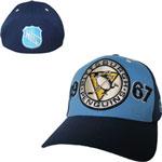 Old Time Hockey Pittsburgh Penguins Vintage Rudd Flex Fit Hat