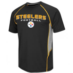 VF Imagewear Pittsburgh Steelers Fanfare VI Performance T-shirt
