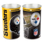 Wincraft Pittsburgh Steelers Metal Garbage Can