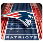 Hunter Manufacturing New England Patriots Mouse Pad