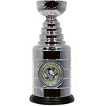 Hunter Manufacturing Pittsburgh Penguins 1991 Mini Stanley Cup Replica Trophy