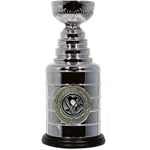 Hunter Manufacturing Pittsburgh Penguins 1992 Mini Stanley Cup Replica Trophy