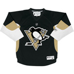 Reebok Pittsburgh Penguins Child (4-6X) Replica Home NHL Hockey Jersey