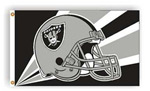 Fremont Die Oakland Raiders 3'x5' Flag