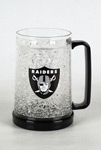 Duck House Sports Oakland Raiders 16oz. Freezer Mug
