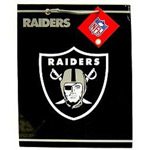 Pro Specialties Group Oakland Raiders Large Gift Bag