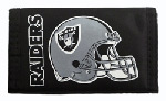 Rico Industries Oakland Raiders Nylon Wallet