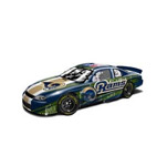 St. Louis Rams Diecast Car