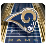 St. Louis Rams Mouse Pad