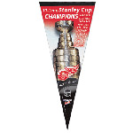 Wincraft Detroit Red Wings Stanley Cup Champions Premium Felt Pennant