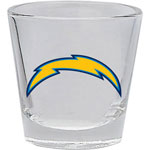 Hunter Manufacturing San Diego Chargers 2oz. Shot Glass