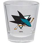 Hunter Manufacturing San Jose Sharks 2oz. Shot Glass