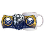 Hunter Manufacturing Buffalo Sabres 11oz. Sublimated Coffee Mug
