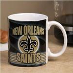 New Orleans Saints 11oz. Sublimated Coffee Mug