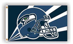 Fremont Die Seattle Seahawks 3'x5' Flag