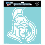 Wincraft Ottawa Senators 8''x8''  Die Cut Decal