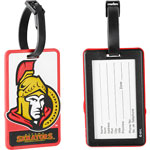 JF Sports Ottawa Senators Luggage Tag