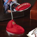 The Memory Company Ottawa Senators LED Desk Lamp