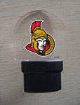 IAX Sports Ottawa Senators LED Night Light