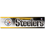 Wincraft Pittsburgh Steelers Bumper Sticker