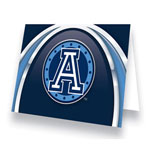 Hunter Toronto Argonauts Greeting Card