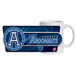 Hunter Toronto Argonauts 11oz. Sublimated Coffee Mug