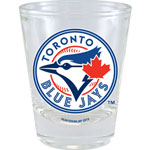 Hunter Manufacturing Toronto Blue Jays 2oz. Shot Glass