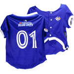 Toronto Blue Jays Dog Jersey by Hunter