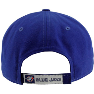 Toronto Blue Jays Youth Replica Game Pinch Hitter 9FORTY Adjustable Hat by New Era