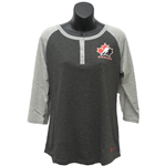 Nike Team Canada Women's Long Sleeve Raglan T-Shirt