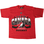 Team Canada Youth Mack T-Shirt by Old Time Hockey