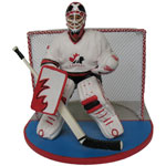 Elby Gifts Team Canada Goalie Figurine
