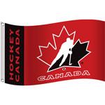 Fremont Die Team Canada 3'x5' Flag