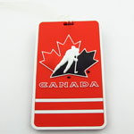 JF Sports Team Canada Luggage Tag