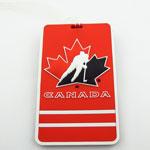 JF Sports Team Canada Luggage Tag