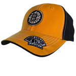 Boston Bruins Youth Sniper Stretch Fit Hat by '47