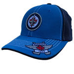 Winnipeg Jets Youth Sniper Stretch Fit Hat by '47