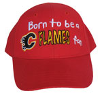 Calgary Flames Infant Born To Be A Fan Hat by '47