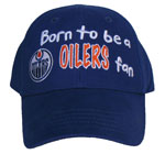 Edmonton Oilers Infant Born To Be A Fan Hat by '47