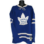 CCM Toronto Maple Leafs 1963-64 Classic Heritage Knit Sweater